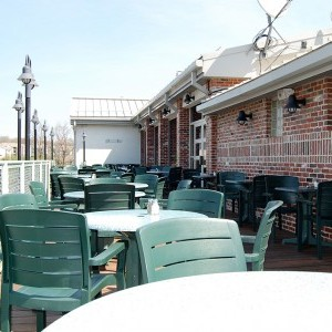 Champs Sports Grill Patio